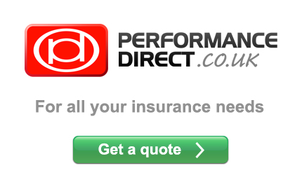 Performance Direct Insurance proud sponsors of the Motor-Vision Awards