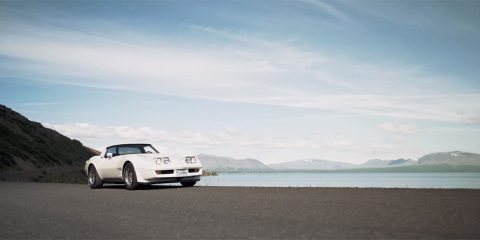 1982 C3 Corvette In Iceland video