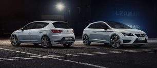 New year power upgrade for Seat Leon Cupra
