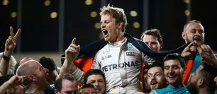 Nico Rosberg Retires From F1!