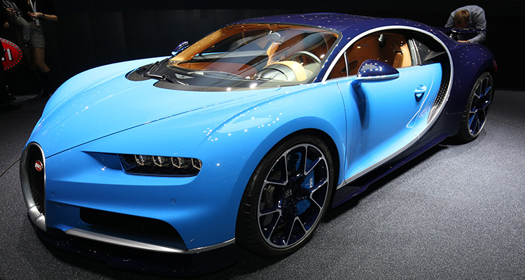 Motor Vision- Best cars of 2016 Bugatti Chiron