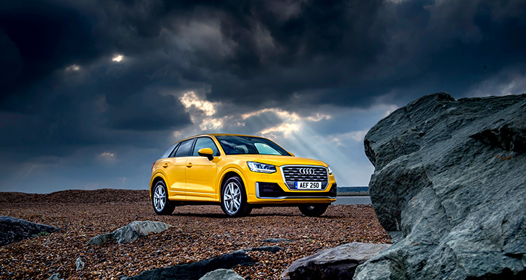 Motor Vision- Best cars of 2016 Audi Q2