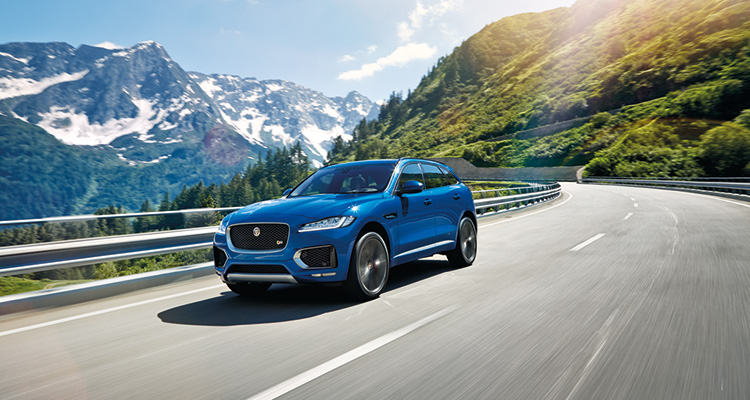 Motor Vision- Best cars of 2016 Jaguar F-Pace