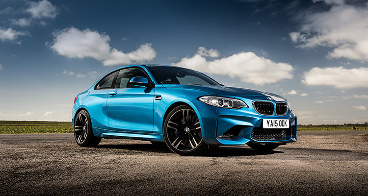 Motor Vision- Best cars of 2016 BMW M2