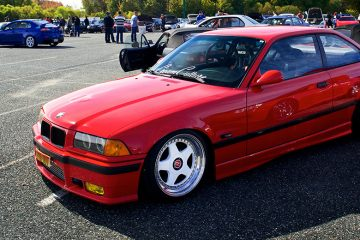 BMW M3 E36 feature