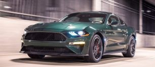 Special Edition Ford Mustang Bullitt revealed