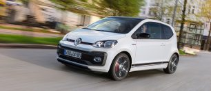 VW Up GTI available to order from February