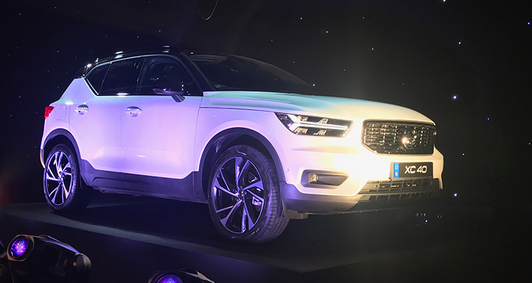 Volvo XC40 What Car Awards