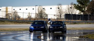 BMW M5 sets new world record with 232.5-mile drift