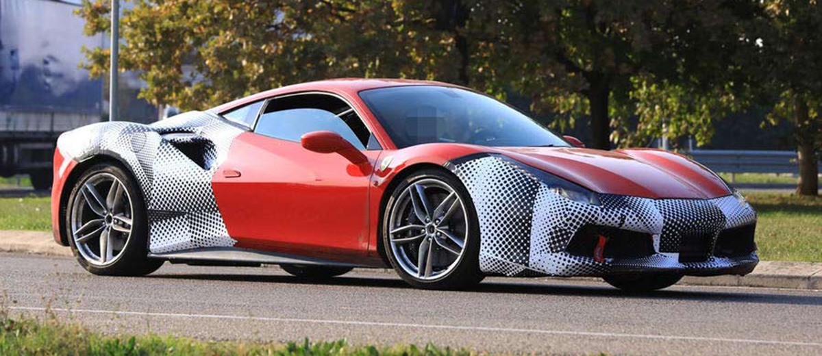 Ferrari 488 GTO to Be the Fastest Ferrari Road Car Yet