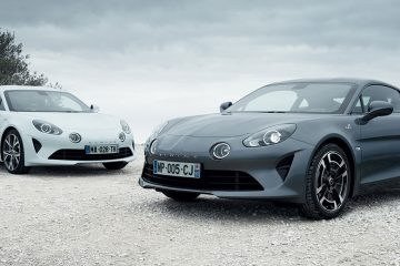 A110 Pure and A110 Legende feature
