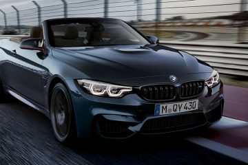 BMW M4 Convertible 30 Jahre feature