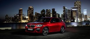 New BMW X4 revealed