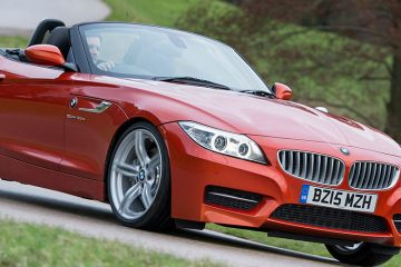 BMW Z4 feature