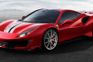 Ferrari 488 Pista feature
