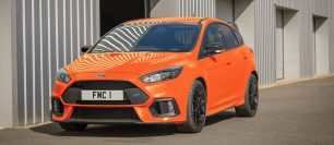 Ford bids farewell to Focus RS with Heritage Edition