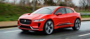 Jaguar I-Pace electric SUV set for March reveal