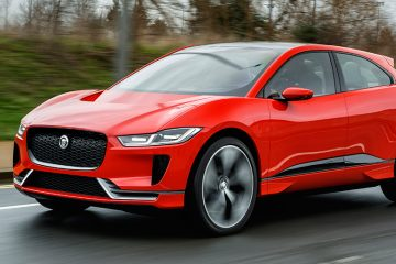 Jaguar I-Pace feature