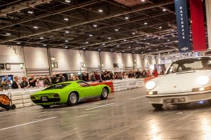 London Classic car show 2018 feature