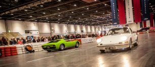London Classic Car Show 2018 Preview & you can win 2 VIP tickets!