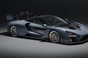 McLaren Senna Victory Grey feature