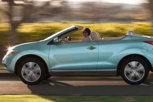 Nissan Murano Cross Cabriolet feature