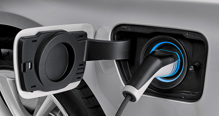 Plug-in charge