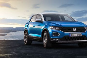 Volkswagen T-Roc feature
