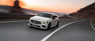 New Mercedes-Benz A-Class revealed