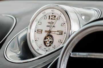 Bentley Bentayga clock FEATURE