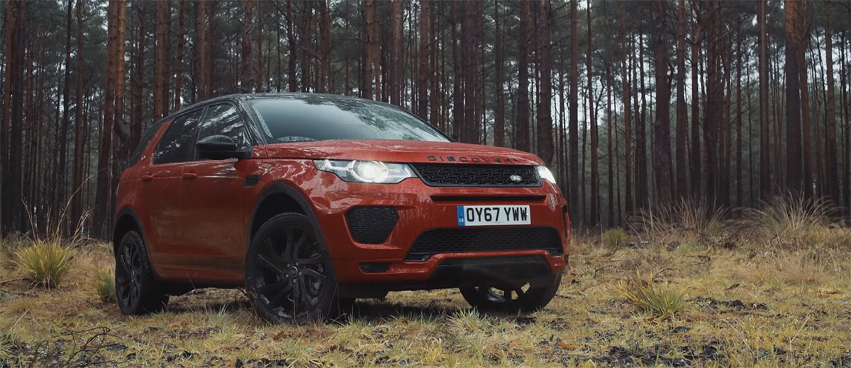 Video New Land Rover Discovery Sport Review