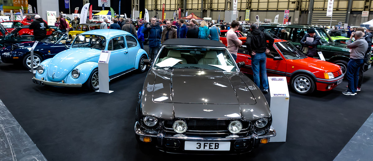 GALLERY) Practical Classic Car and Restoration Show 2018