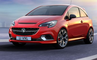 Vauxhall Corsa GSi Front Feature
