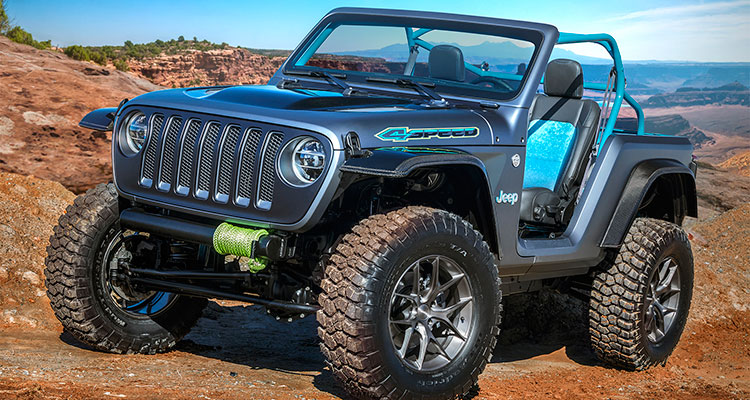 jeep wrangler 4speed concept