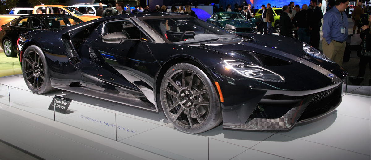 New york auto show 2018 motor vision for Ford motor company vision