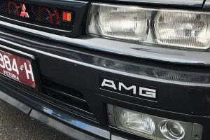 Mitsubishi AMG feature