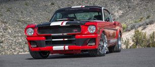 Ringbrothers' Ford Mustang Fastback SPLITR