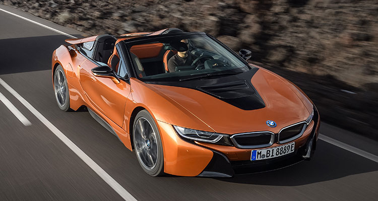 Bmw I8 Convertible Reviews Motor Vision