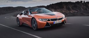 BMW i8 Convertible reviews