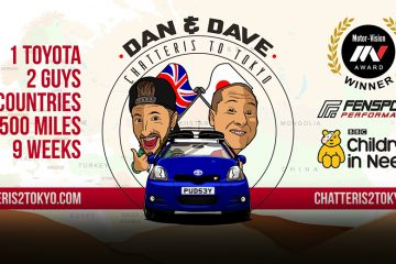 Dan & Dave feature