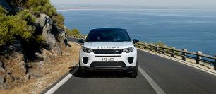 Land Rover Discovery Sport: Landmark Edition
