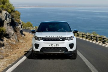 Land Rover Discovery Sport Landmark Edition feature