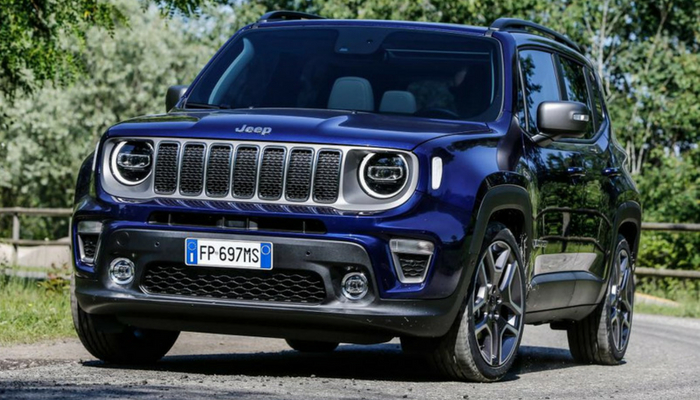 New Jeep Renegade 1