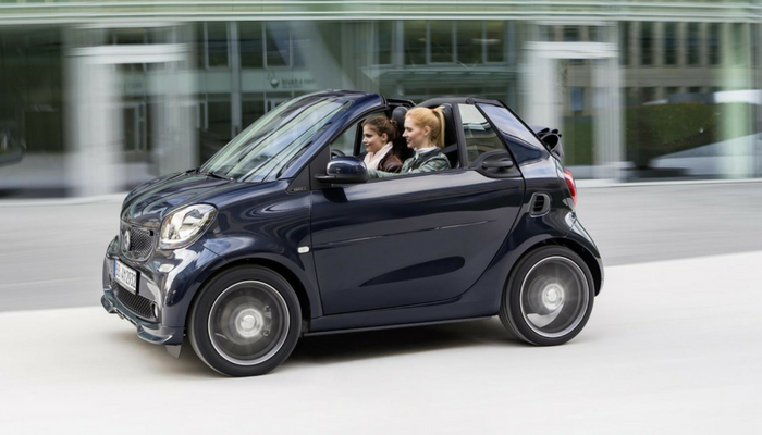 Smart ForTwo Convertible 1