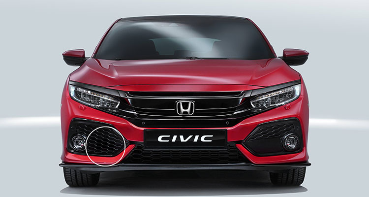 The Honda Civic, Now With Extra RICE 5