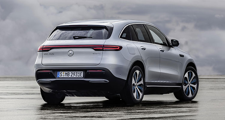 Mercedes EQC Better Than Tesla's Model X 2