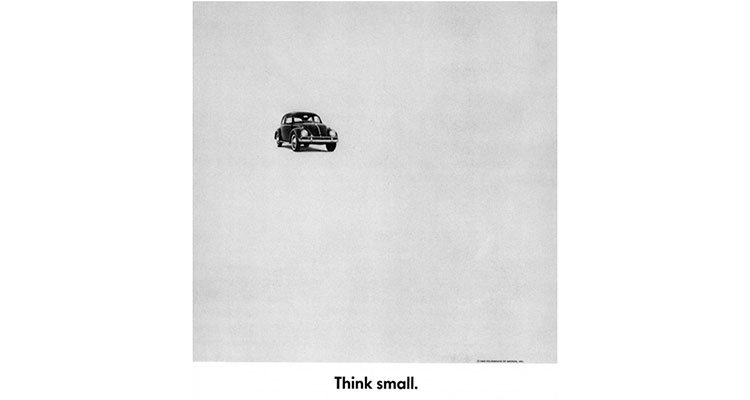 The Crazy VW Ads Of The 60s 2