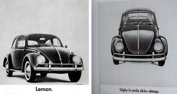 The Crazy VW Ads Of The 60s 3