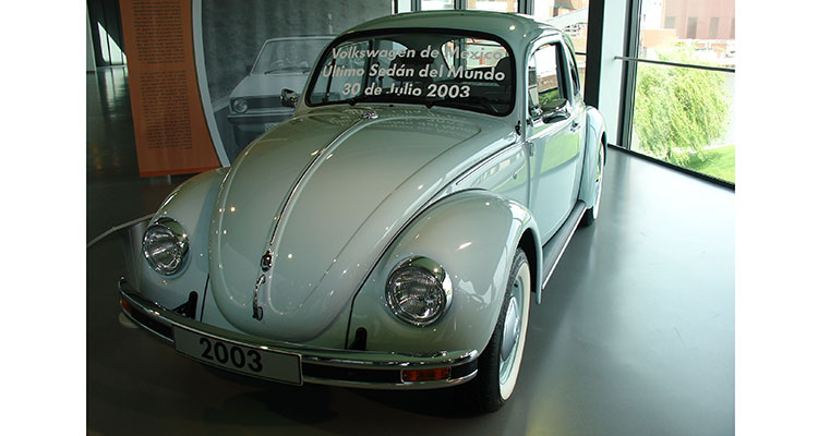 VW Beetle Production to End in 2019 3