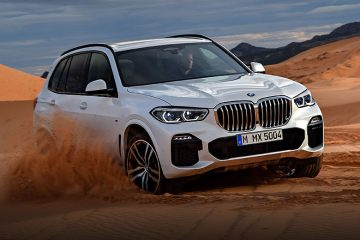 BMW X5 2018 feature